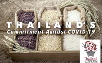 Thailand's Commitment Amidst COVID-19 Photo