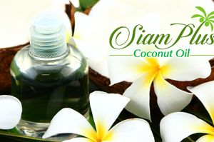 Siam Coconut Oil Photo